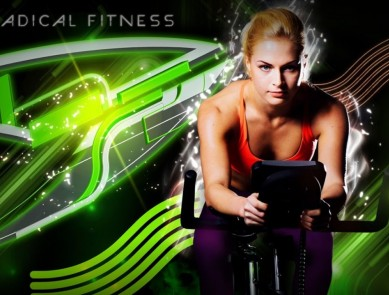 TOP RIDE, le nouveau cours de bike de Radical Fitness