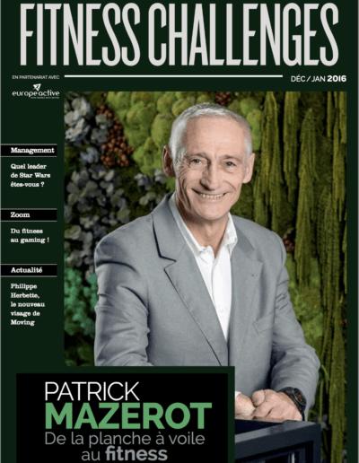 Fitness Challenges Décembre 2016