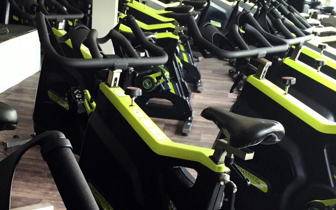 Zéro défaut sur l'hygiène d'un studio bike !