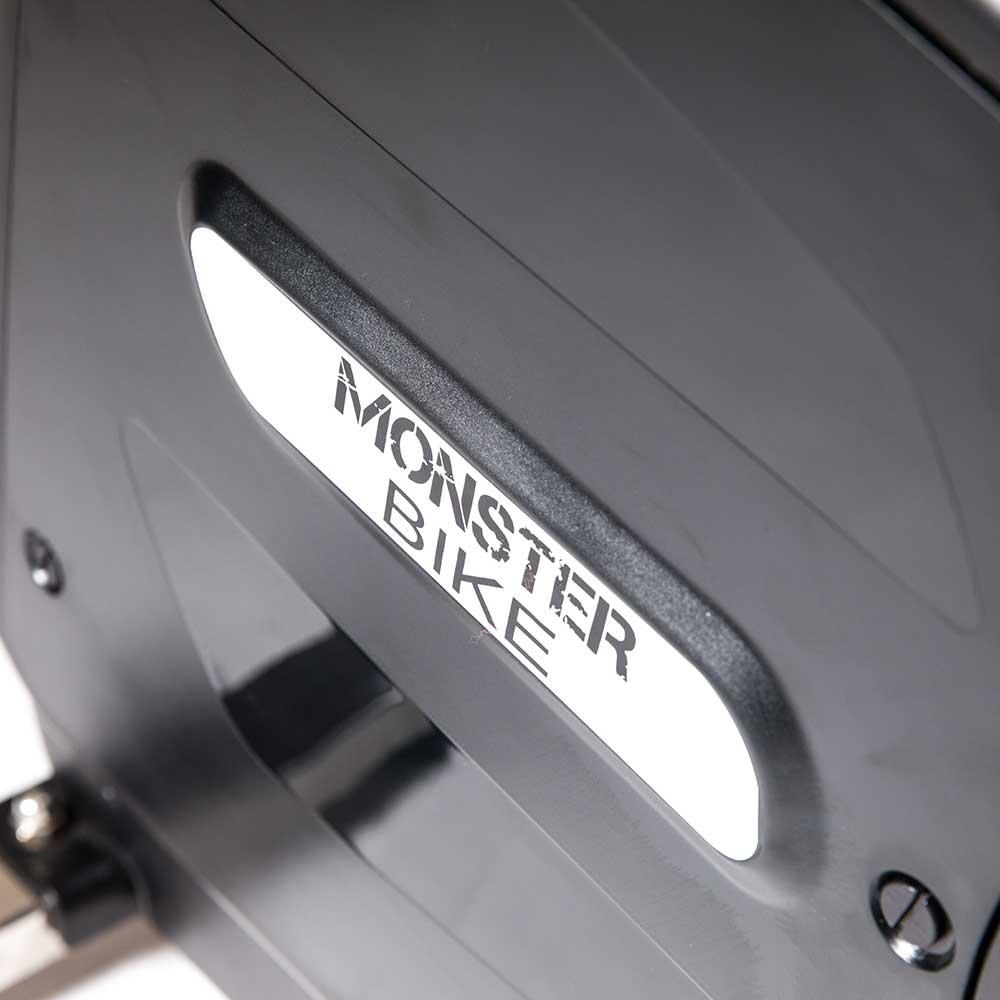 Monster Déco Blanc - Centre